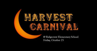 Harvest Carnival needs volunteers!