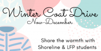 Winter Coat Drive for the Works